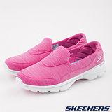 SKECHERS (女) 健走系列 GO Walk 3 - 14046HPK