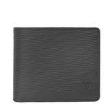 Louis Vuitton LV M60662 Multiple EPI水波紋皮革雙折短夾.黑 預購