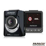 PAPAGO! GoSafe 530G 多合一GPS軌跡+測速預警行車記錄器+16G記憶卡+點煙器