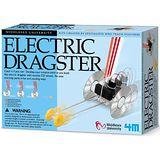 《4M科學探索》ELECTRIC DRAGSTER 動力拖曳車