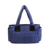 【HanaBene】經典極輕量-空氣包/媽媽包中型側包(丹寧牛仔)