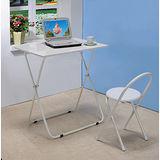 《C&B》和風摺疊桌椅組(一桌+一椅)