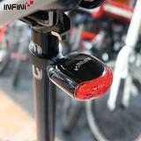 【INFINI】VISTA I-404R2 3紅光LED警示3段式後燈/台灣製-黑色