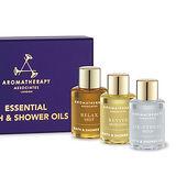 【AA】舒緩‧舒爽‧明煥 旅行套裝 (Aromatherapy Associates)