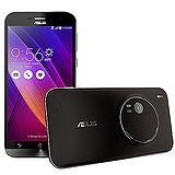 ASUS ZenFone Zoom ZX551ML 4G/64G 5.5吋FHD LTE 智慧型手機(黑色/白色)-【送手機皮套+玻璃保護貼】