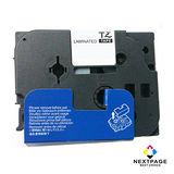 【台灣榮工】BROTHER 一般相容標籤帶 TZ-221 (白底黑字 9mm)
