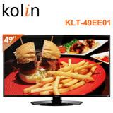 KOLIN歌林 49吋可錄式LED顯示器+視訊盒(KLT-49EE01) 送安裝