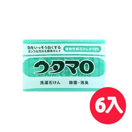 日本東邦 魔法洗衣皂 家事皂133g*6入 -friDay購物 x GoHappy