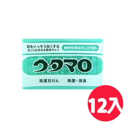日本東邦 魔法洗衣皂 家事皂133g*12入 -friDay購物 x GoHappy