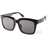 Go-Getter太陽眼鏡 時尚方框款(黑-銀) #GS4008 C07