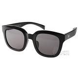 Go-Getter太陽眼鏡 時尚方框款(黑) #GS4009 C01