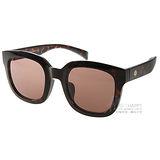 Go-Getter太陽眼鏡 時尚方框款(棕-深邃琥珀) #GS4009 C05