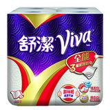 舒潔VIVA三層大尺寸廚房紙巾60張*4捲