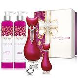 Novae 愛情神話芙洛拉紫紅女性淡香精(50ml)-送香氛禮盒&紙袋+針管