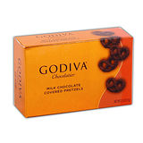 【GODIVA】蝴蝶巧克力餅乾系列 - 牛奶巧克力