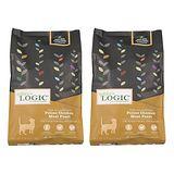 Natures Logic自然邏輯 低敏天然糧 全貓雞肉配方 15.4磅 X 2包