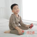 3M-佳立適-蓄熱保暖褲-兒童-卡其色