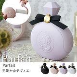《舒適屋》香水瓶Parfait攜帶式粘毛器(4色可選)
