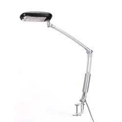 3M 58度博視燈BL5200雙臂夾燈-晶鑽黑