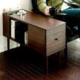 《Peachy life》日系簡約沙發邊櫃/茶几桌/書報櫃/邊桌 (兩色可選)