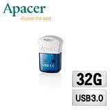 Apacer宇瞻 AH157 32GB『酩』mini隨身碟USB3.0-星空藍