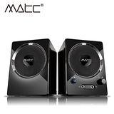 【MATC】MA-2200 2.0聲道多媒體喇叭 魔音方塊