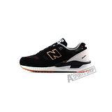 NEW BALANCE (女) 紐巴倫 TIER 1 復古鞋 休閒鞋 黑-W530MOW