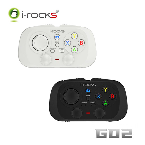 i-Rocks G02 IRG02B 無線藍芽遊戲搖桿 手把 (Android專用)