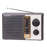 SONY ICF-F10 AM/FM 復古型收音機