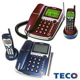 TECO【東元】來電顯示無線親子電話(XYFXC01T)隨機
