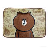 【BEDDING】 熊大的幻想 居家防滑腳踏墊.