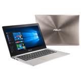 (福利品)ASUS UX303UB 13.3吋FHD/i5-6200U/256G SSD / NV940 2G獨顯 輕薄高效筆電(煙燻棕)