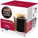 雀巢 NESCAFE 美式經典咖啡膠囊 (Americano) (單盒組,共16顆)
