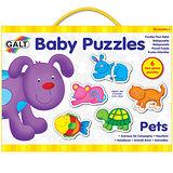 英國GALT寶寶拼圖-寵物