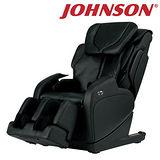 JOHNSON HYBRID 高機能機蕊按摩椅(簡約黑)︱EC-2800