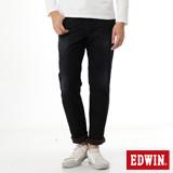 EDWIN 迦績褲 雙色AB牛仔褲-男-紅色