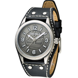 Timberland 叢林概念時尚腕錶 TBL.14566JSQ/57
