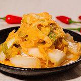 【老紀泡菜】黃金泡菜(小辣)
