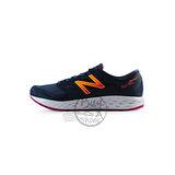 New Balance 女 紐巴倫 Fresh Foam 深藍/黃/紫 復古鞋 慢跑鞋 WBORAGB2
