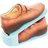 ★2件超值組★KEYWAY 馬卡龍全家鞋架(4入) QC-204