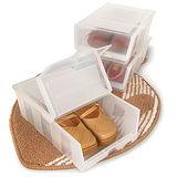 ★2件超值組★KEYWAY 全家3入可堆疊鞋盒 P5-0038