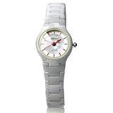【Arseprince】浪漫指南愛心指針女錶-白色
