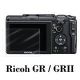 D&A Ricoh GR/GRII 相機專用日本原膜HC螢幕保護貼(鏡面抗刮)