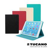 TUCANO iPad Air 2 Angolo 時尚可站立式皮革紋保護套