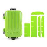 【iGimmick】魔術分裝收納盒- 綠色行李箱