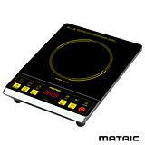 日本松木MATRIC 黑晶調控不挑鍋電陶爐 MG-HH1202(公司貨)