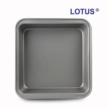 【LOTUS樂德】方型蛋糕烤模(23x22x5cm)