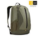 美國Case Logic 雙肩15.6吋/10.1吋平板電腦後背包IBIR-115綠色