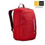 美國Case Logic 雙肩15.6吋/10.1吋平板電腦後背包WMBP-115跑車紅色