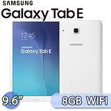 【拆封逾期品】Samsung GALAXY Tab E 8GB WIFI版 (SM-T560) 9.6吋 四核心平板電腦【送專用皮套+螢幕保護貼】